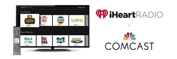 iHeartRadio now available on Xfinity X1! | iHeartRadio Blog
