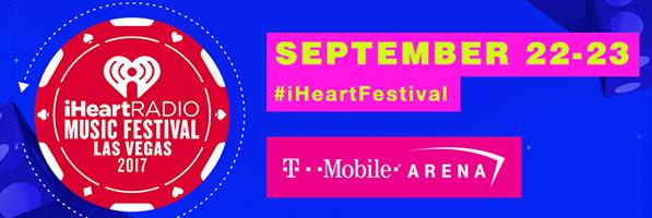 2017 iHeartRadio Music Festival's Legendary Lineup Released